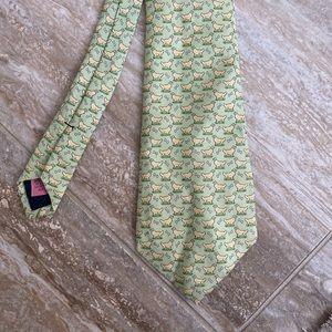 Vineyard Vines Silk Dog Tie
